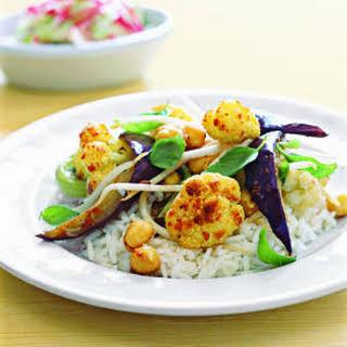 Eggplant Cauliflower Recipes.