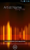 Screenshot of Audio Glow Live Wallpaper
