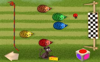 Screenshot of Animal Run: Free Toddler Games