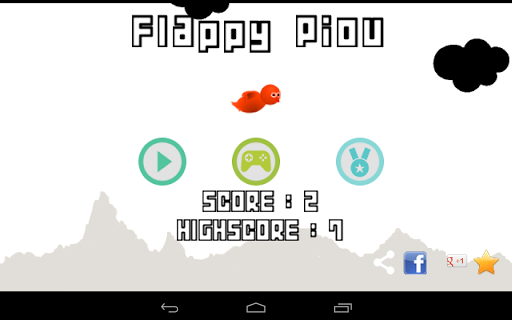 Flappy Piou 2.3 screenshots 13