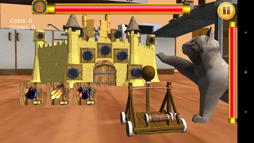 Catapult The Cat 3D