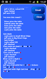 ShootTexas Poker - screenshot thumbnail
