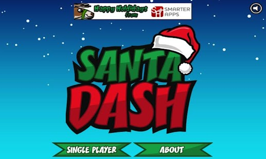Santa Dash Free - screenshot thumbnail