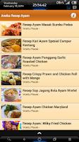 Screenshot of RESEP AYAM LENGKAP