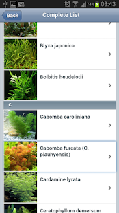 Aquarium Plants Pro - screenshot thumbnail