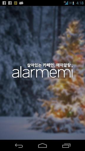 Alarmemi - A cicada Alarm