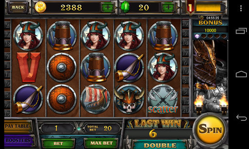 Slot Casino - Viking Fortune