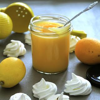 Perfect Meringue Lemon Parfait.