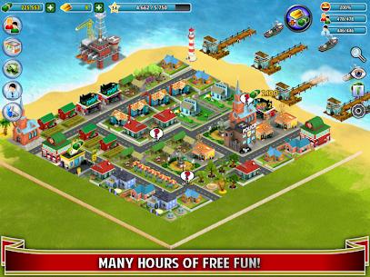 City Island Builder Tycoon MOD (Unlimited Money) 8
