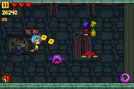 Tappy Escape 2 - Spooky Castle 家庭片 App-愛順發玩APP