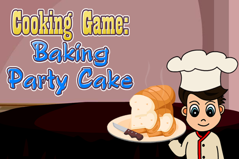 Cooking game:Baking Party Cake