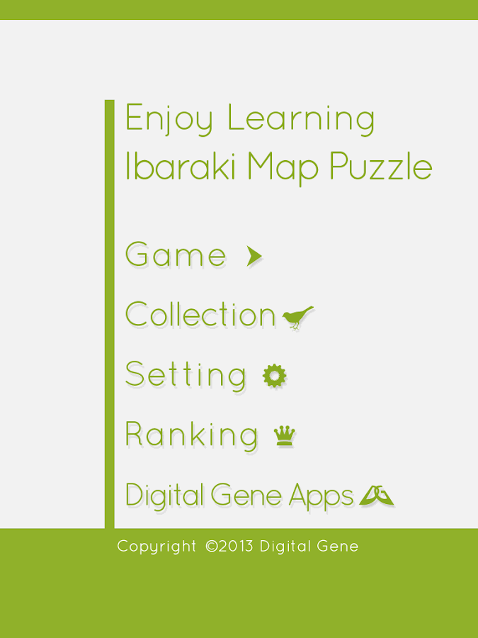 Enjoy L. Ibaraki Map Puzzle- screenshot