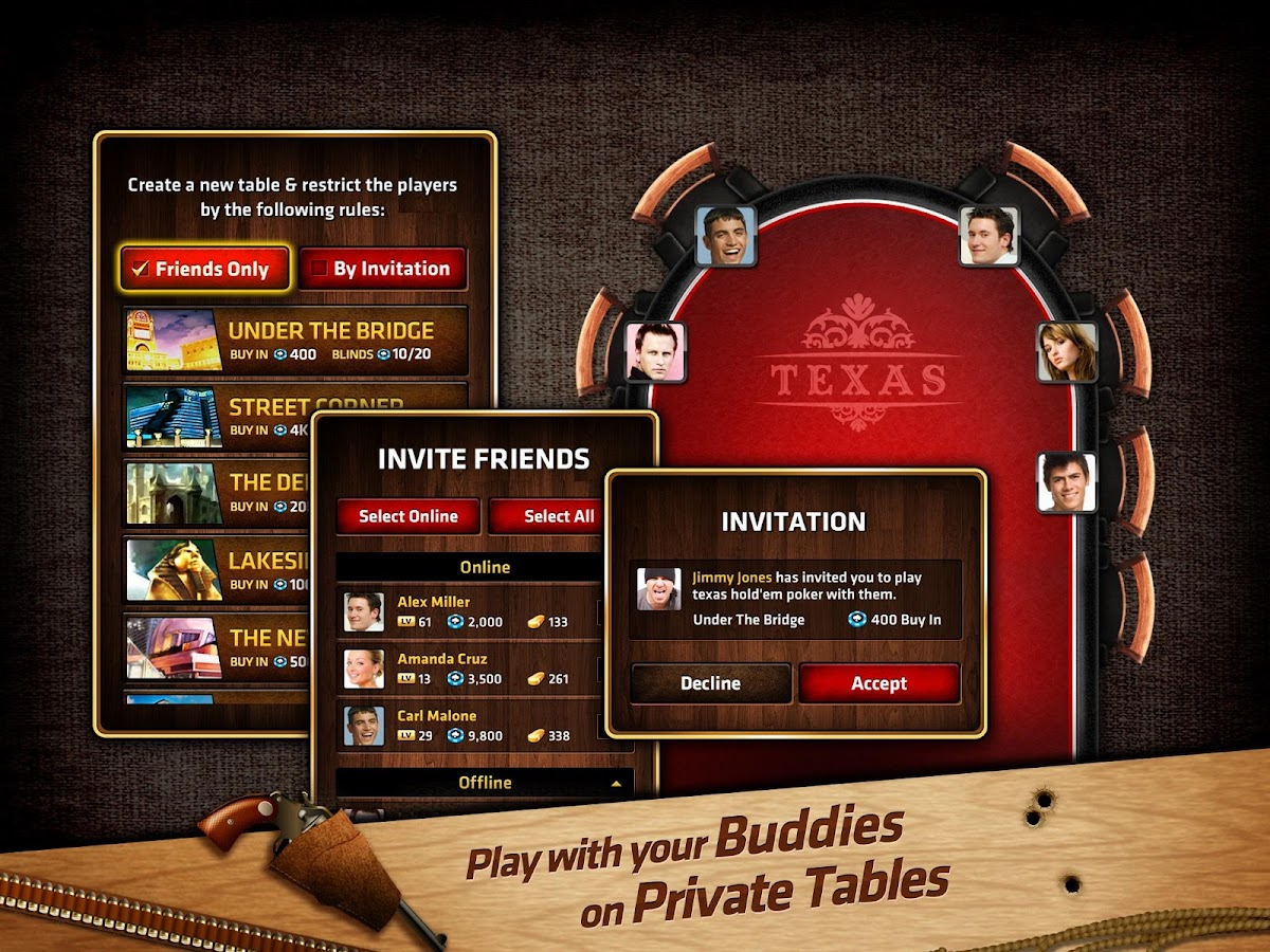 ultimate texas holdem vegas