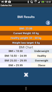 Calories Out - screenshot thumbnail