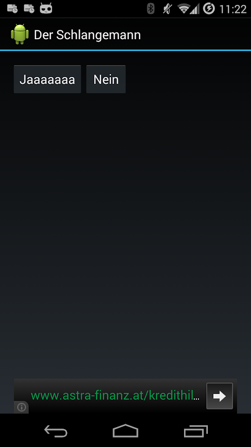 Der Schlangemann- screenshot