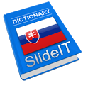 SlideIT Slovak QWERTY Pack icon