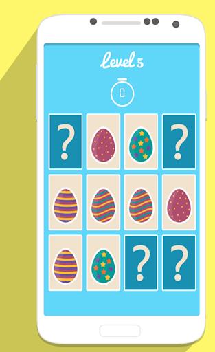 Endless Eggs: Kids Memory Game