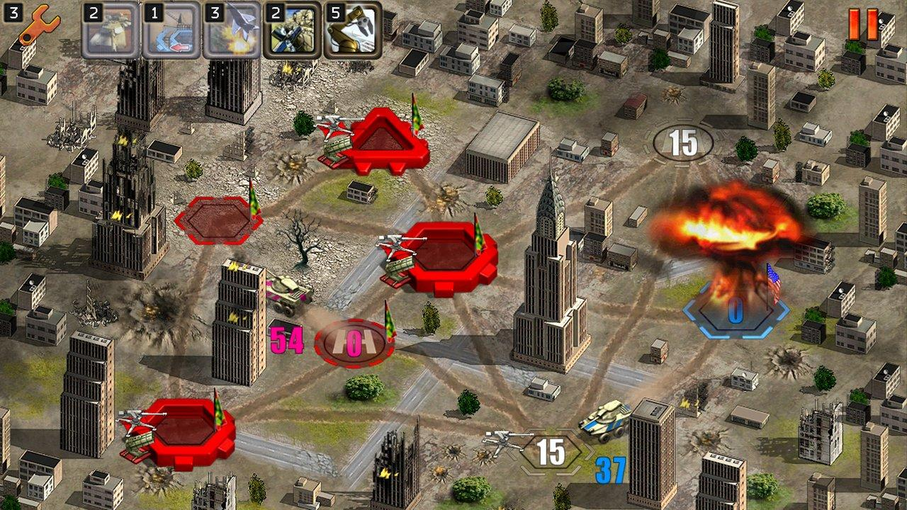 Modern Conflict 2- screenshot