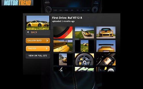 MotorTrend- screenshot thumbnail