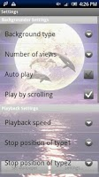 Screenshot of Moon Ocean Trial