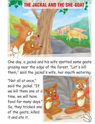 Read Aloud - Jataka Tales 3