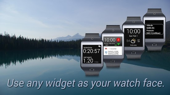 Wearable Widgets- screenshot thumbnail