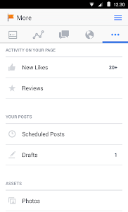 Facebook Pages Manager v16.0