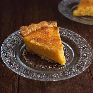 Cheerwine Vinegar Pie