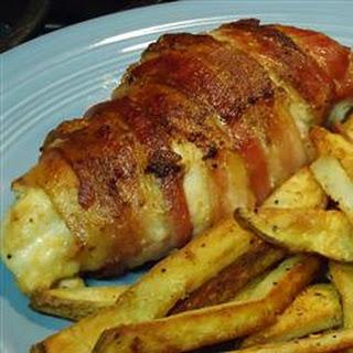 Chelsea's Bacon Roast Chicken.