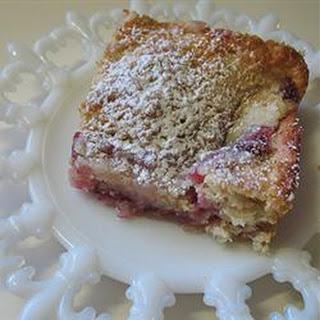 Cranberry Kuchen