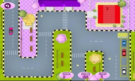 Star Girl Car Parking HD - screenshot thumbnail