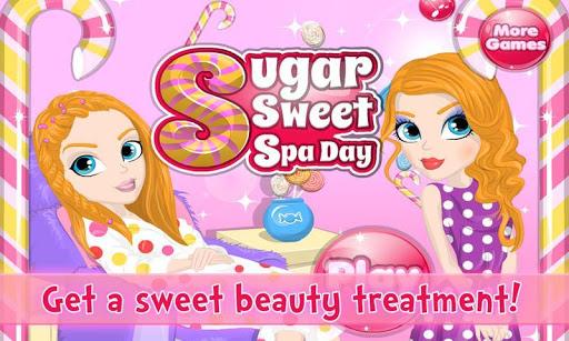 糖甜溫泉節化妝:皮膚及毛髮護理,服裝及配件