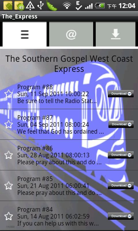 The_Express- screenshot