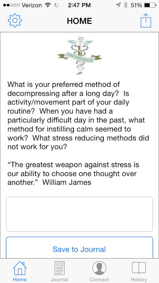Find Your Wellbeing Blueprint- screenshot