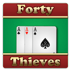 Forty Thieves Cards icon