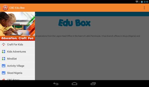 【免費教育App】CBC Emea Edubox-APP點子
