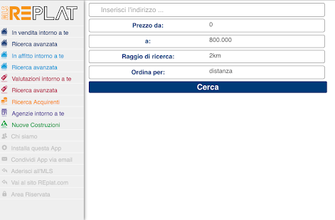 Agenzia Replat- screenshot thumbnail