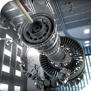 Aircraft Engine Live Wallpaper