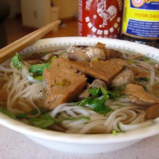 For Noodles.