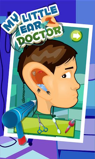 孩子耳朵醫生