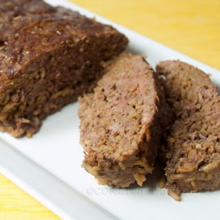 Easy Spanish Meatloaf