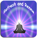Refresh and Renew Meditation logo