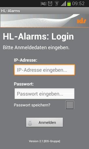 HL-Alarms