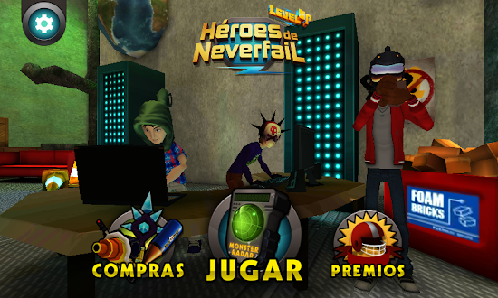 Level Up Gratis