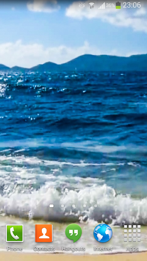 ocean waves live wallpaper 57 android apps on google play