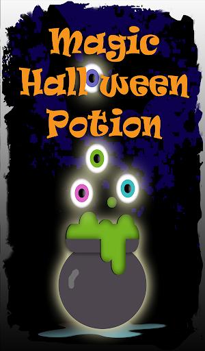 Magic Halloween Potion