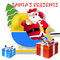 Christmas Santa Live Wallpaper icon