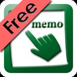 Finger Memo(Free) 2.0.1.AF Apk