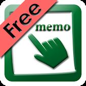 Finger Memo(Free)