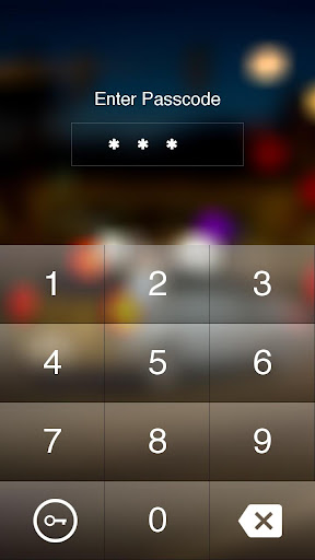 AppLock Theme - Multi Themes